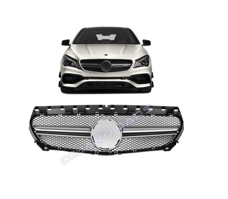 CLA45 AMG Look Front Grill voor Mercedes Benz CLA-Klasse W117 / C117 / X117