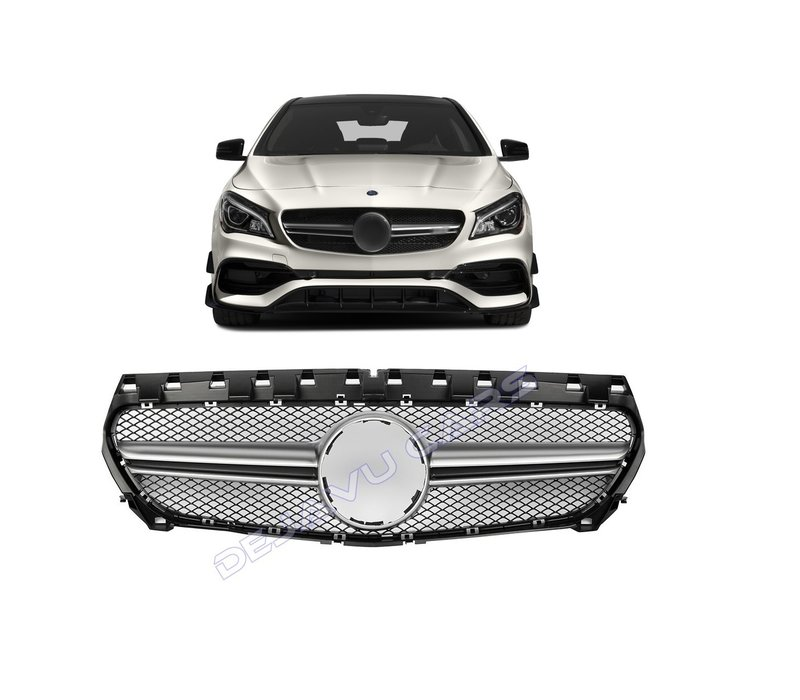 CLA45 AMGLook Front Grill for Mercedes Benz CLA-Class W117 / C117 / X117