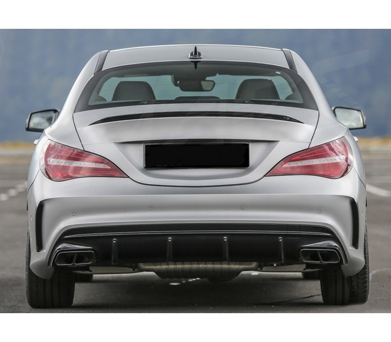 Facelift CLA45 AMG Look Body Kit For Mercedes CLA-Class