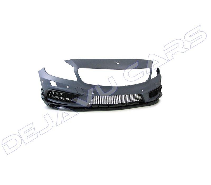 A45 AMG Look Body Kit for Mercedes Benz A-Klasse A176
