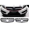 OEM LINE® A45 AMG Look Front Grill voor Mercedes Benz A-Klasse W176