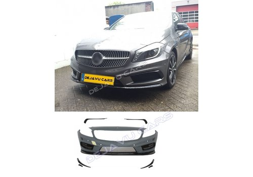 OEM LINE A45 AMG Look Front bumper for Mercedes Benz A-Class W176
