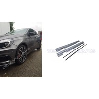 A45 AMG Look Side skirts for Mercedes Benz A-Class W176