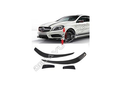 OEM LINE Aero spoiler set for Mercedes Benz A-Class W176