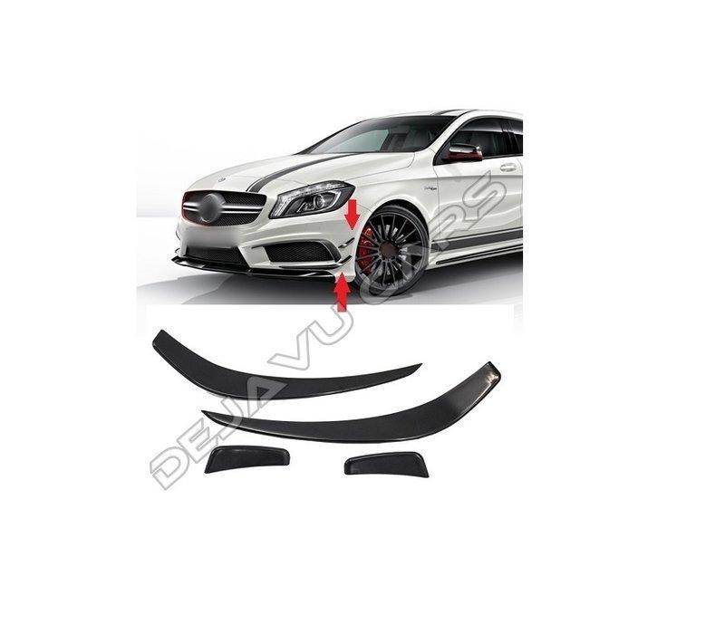 Aero spoiler set voor Mercedes Benz A-Klasse W176