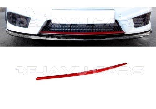 OEM LINE A250 AMG Look Rood Spoiler voor Mercedes Benz A-Klasse W176