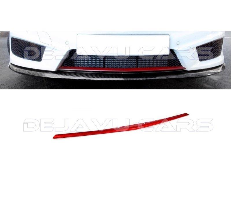 A250 AMG Look Rood Spoiler voor Mercedes Benz A-Klasse W176