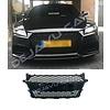 OEM LINE RS Look Front Grill Black Edition voor Audi TT