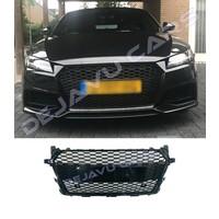 RS Look Kühlergrill Black Edition für Audi TT