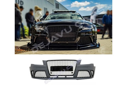 OEM LINE RS4 Look Front bumper for Audi A4 B8