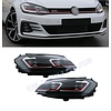 OEM LINE VW Golf 7.5 GTI Facelift Xenon Look Dynamic LED Headlights for Volkswagen Golf 7 Facelift