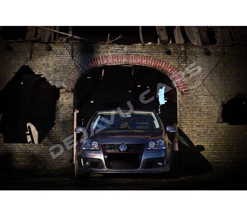 GTI / R32 Xenon Look Koplampen voor Volkswagen Golf 5 & Jetta 3