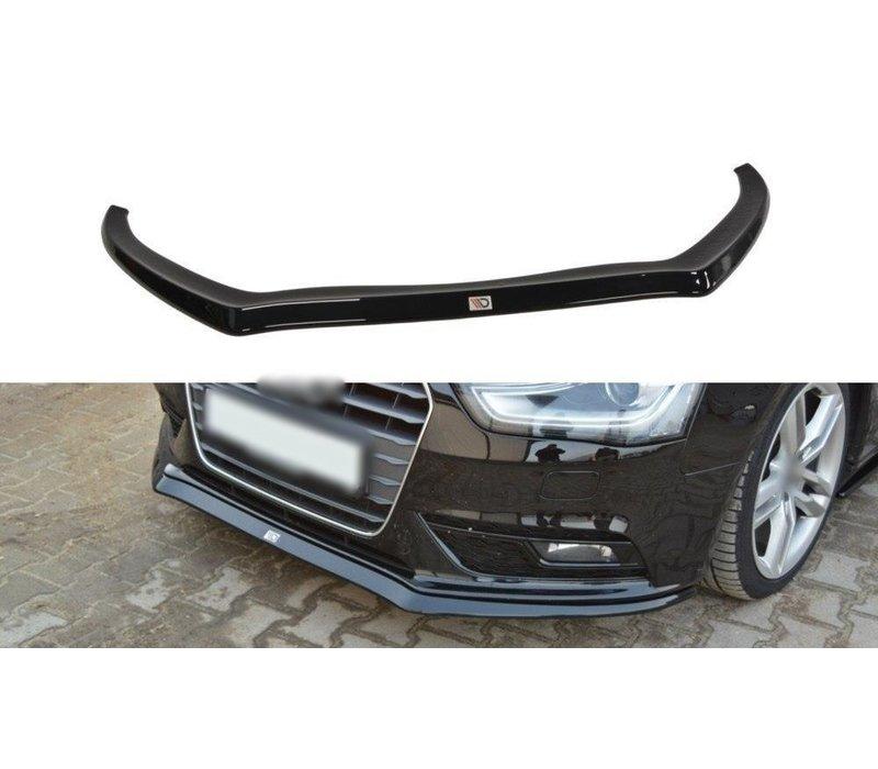 Front splitter voor Audi A4 B8.5