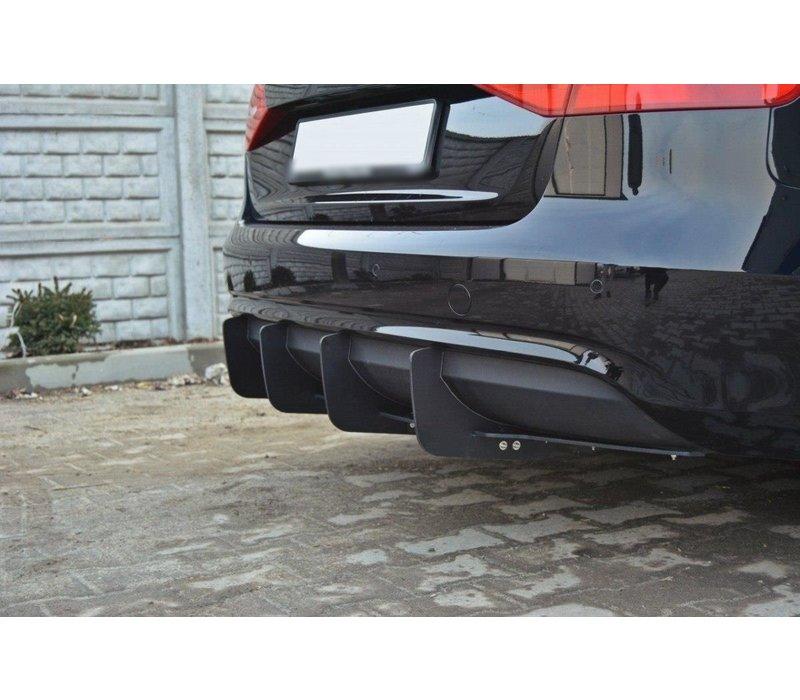 Aggressive Diffuser voor Audi A4 B8.5