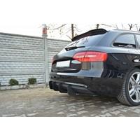 Aggressive Diffuser for Audi A4 B8.5