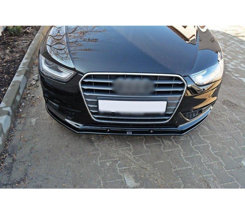 Front splitter V.1 für Audi A4 B8.5