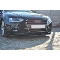 Front splitter V2 for Audi A4 B8.5