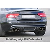 Rieger Sport Diffuser voor Audi A5 8T Sportback S line / S5