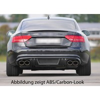 Sport Diffuser voor Audi A5 8T Sportback S line / S5