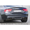 Rieger Sport Diffuser voor Audi A5 8T Coupe / Cabrio S line / S5