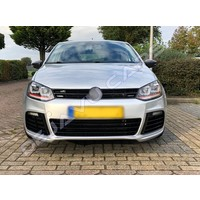 R20  Look Front bumper for Volkswagen Polo 5 (6R/6C)