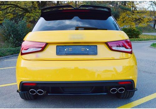 Maxton Design Aggressive Diffuser voor Audi S1 8X