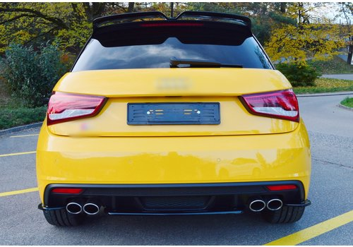 Maxton Design Aggressive Diffusor für Audi S1 8X