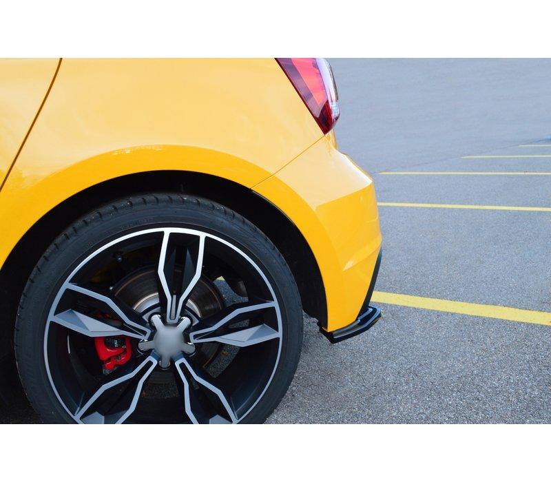 Aggressive Diffusor für Audi S1 8X