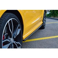 Side skirts Diffuser voor Audi S1 8X Facelift