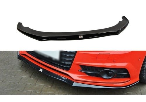 Maxton Design Front splitter für Audi A7 Facelift S line / S7