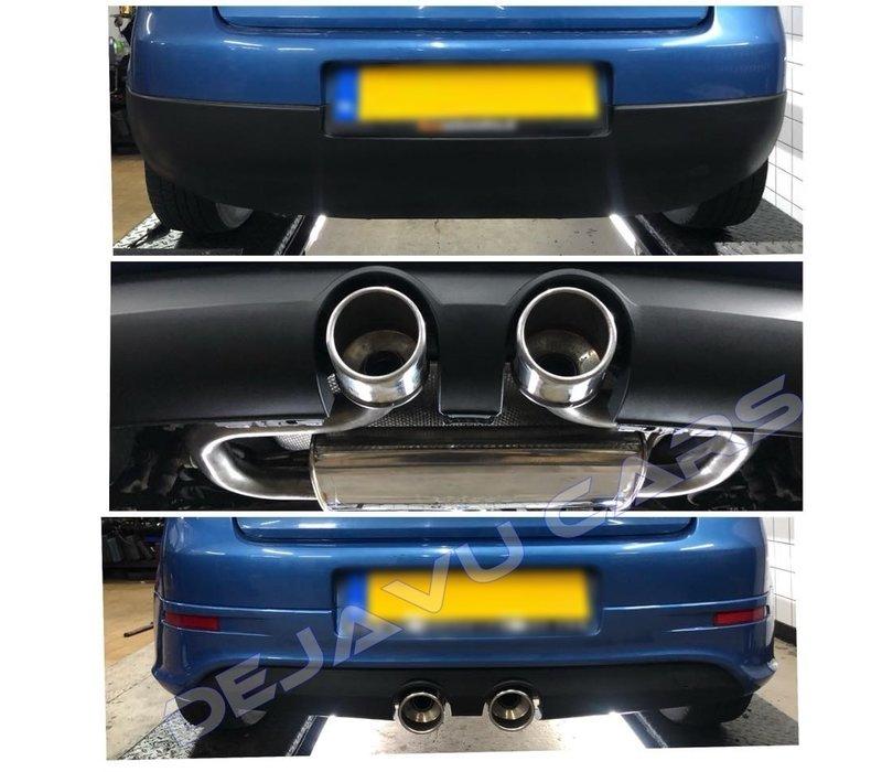 R32 Look Achter Bumper voor Volkswagen Golf 5
