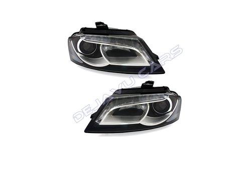 DEPO LED Scheinwerfer D3S Bi Xenon für Audi A3 8P