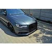 Front splitter voor Audi A6 C7 S line / S6