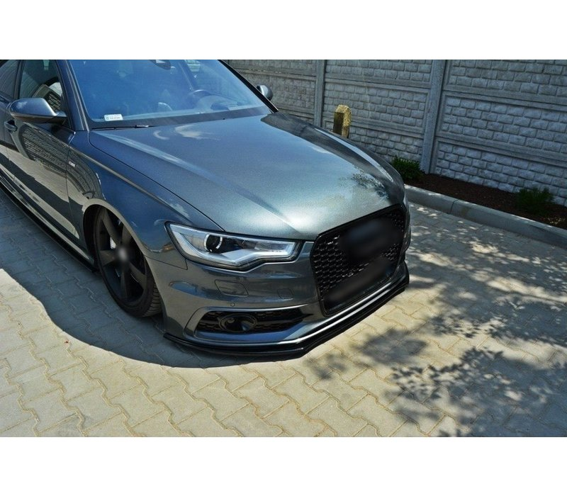 Front splitter für Audi A6 C7 S line / S6
