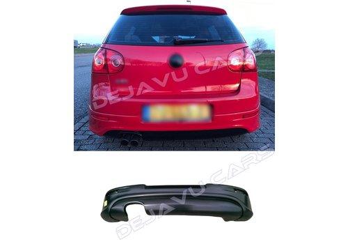 Maxton Design R32 (GTI) Look hintere Stoßstange für Volkswagen Golf 5