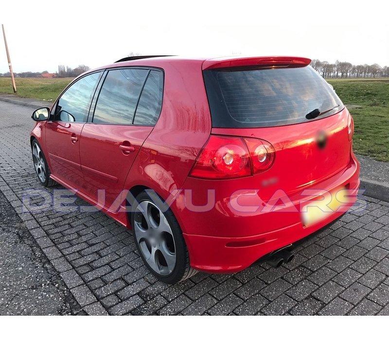 R32 (GTI) Look hintere Stoßstange für Volkswagen Golf 5