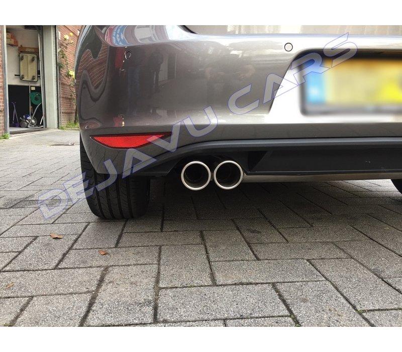 GTD / GTI Look Exhaust tips