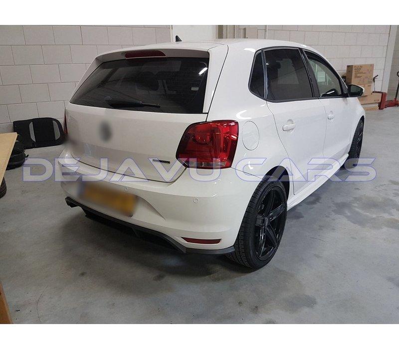 Facelift GTI Look Achterbumper voor Volkswagen Polo 6R / 6C