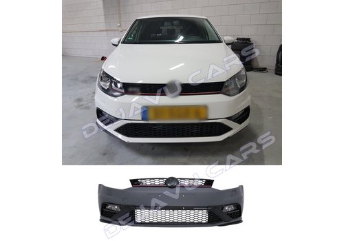 OEM LINE Facelift GTI Look Front bumper for Volkswagen Polo 5 (6R/6C)