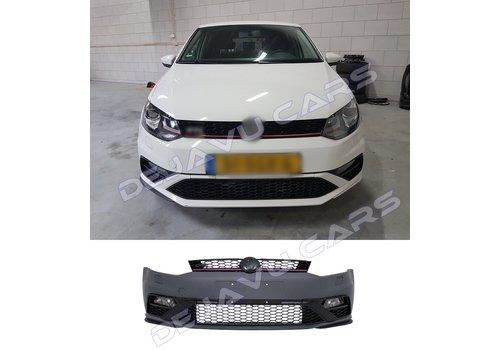 OEM LINE Facelift GTI Look Voorbumper voor Volkswagen Polo 5 (6R/6C)