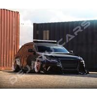 LED Scheinwerfer Bi Xenon look für Audi A4 B8