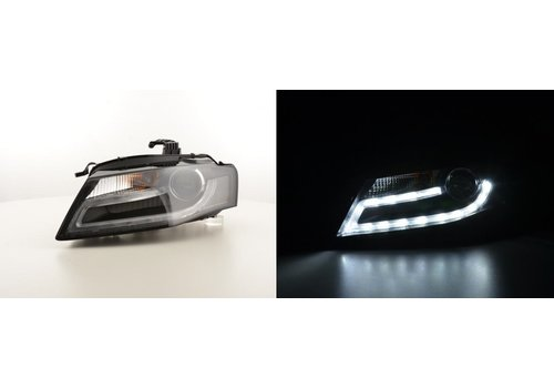 OEM LINE® LED Headlights Bi Xenon Facelift look for Audi A4 B8