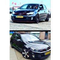 Front Splitter for Volkswagen Golf 6 GTI / GTD