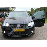 GTI / R32 Xenon Look Headlights for Volkswagen Golf 5 & Jetta 3