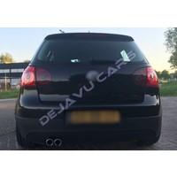 GT / GTI Look hintere Stoßstange für Volkswagen Golf 5