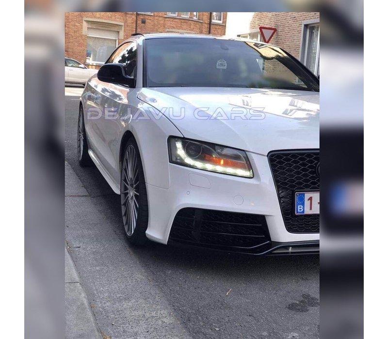 RS5 Look vordere Stoßstange für Audi A5 B8
