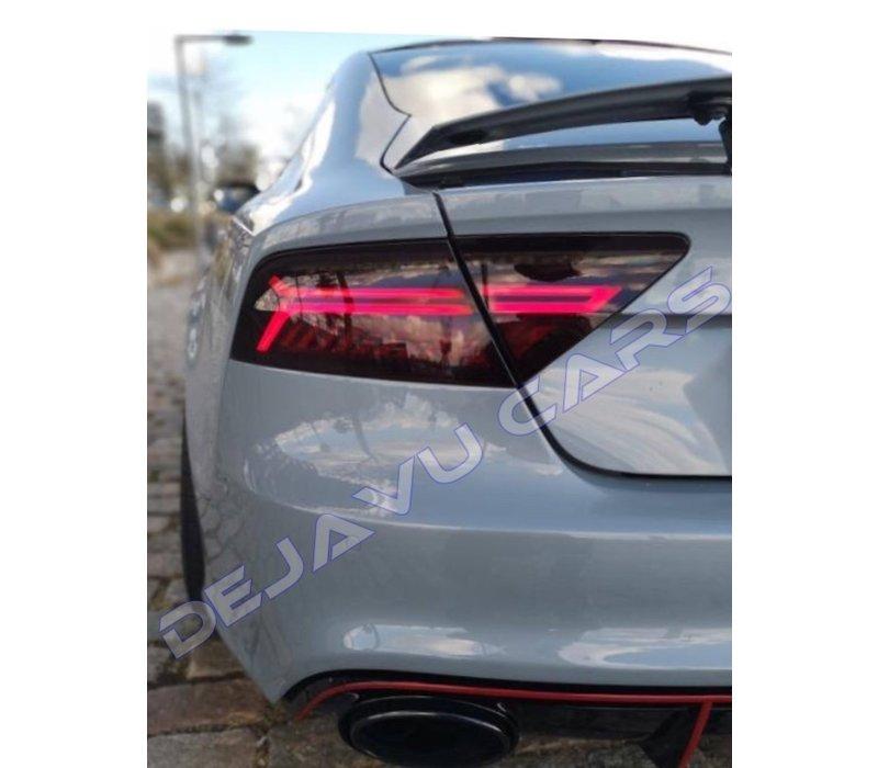 Facelift Look Dynamische LED Achterlichten voor Audi A7 4G