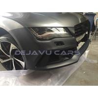RS7 Facelift Look Voorbumper voor Audi A7 4G