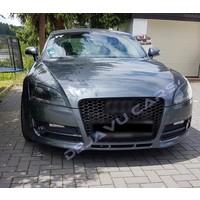 RS Look Front Grill Black Edition voor Audi TT