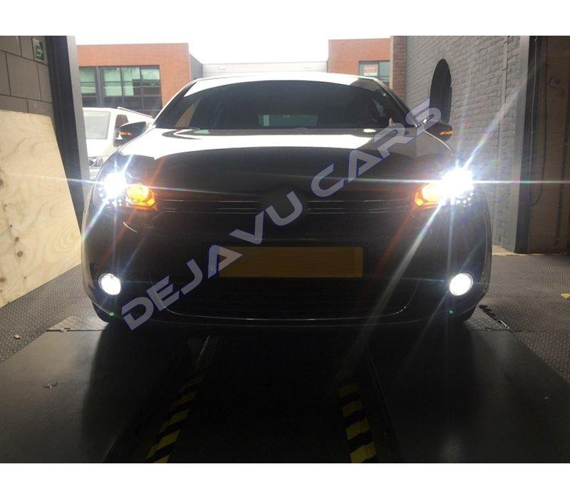 R20 / GTI Bi-Xenon Look LED Scheinwerfer für Volkswagen Golf 6